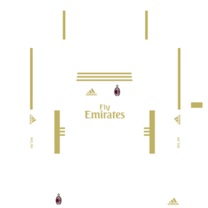 AC Milan Away Kits