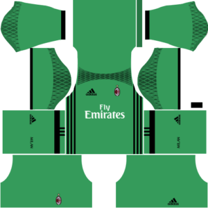 AC Milan Goalkeeper Away Kits