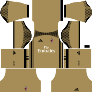 AC Milan Goalkeeper Home Kits