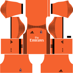 AC Milan Goalkeeper Third Kits