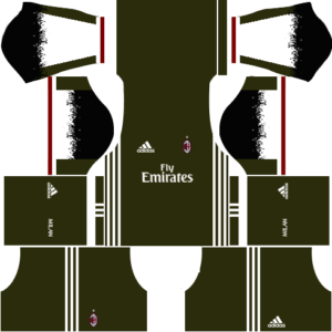 AC Milan Third Kits
