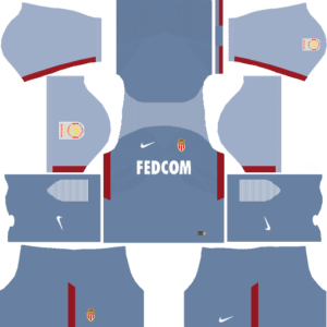 AS Monaco FC Kits (Away)
