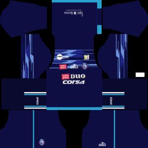 Arema FC Kits (Home)