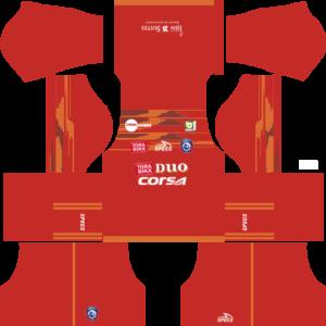 Arema FC Kits (Third)