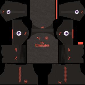 Arsenal Kit (Third)