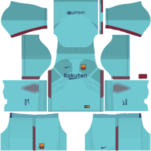 Barcelona DLS Away Kit