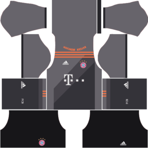 Bayern Munich Kits (Away)