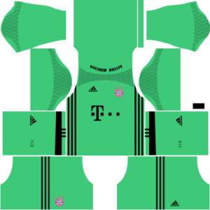 Bayern Munich Kits (Goalkeeper Away)