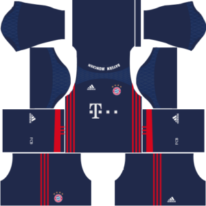 Bayern Munich Kits (Goalkeeper Home)