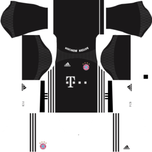 Bayern Munich Kits (Goalkeeper Third)