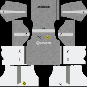 Borussia Dortmund Kits (Third)