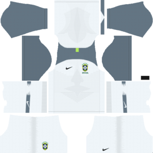 Brazil Goalkeeper(GK) Home Kit