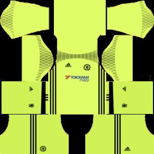 Chelsea Kits (Goalkeeper) 2