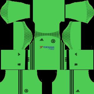Chelsea Kits (Goalkeeper)