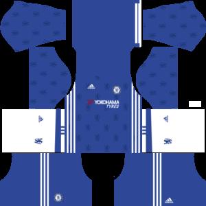 Chelsea Kits (Home)