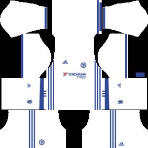 Chelsea Kits (Third)