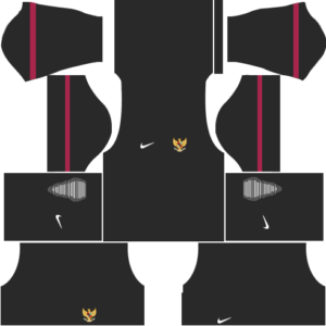 Indonesia Kits (Goalkeeper Home)