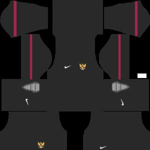 Indonesia Kits (Goalkeeper Home)