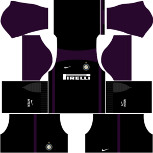 Inter Milan DLS Goalkeeper Away Kit