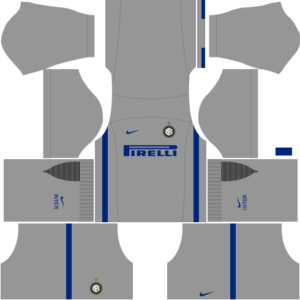 Inter Milan DLS Goalkeeper Home Kit