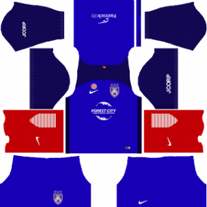 Johor Darul Takzim DLS Home Kit