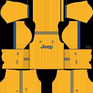 Juventus DLS Away Kit