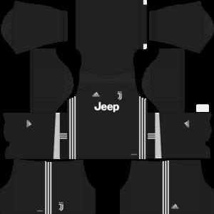 Juventus DLS Goalkeeper Away Kit