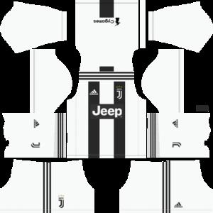 Juventus DLS Home Kit