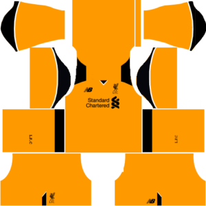 Liverpool Kits (Goalkeeper Away)
