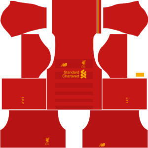 Liverpool Kits (Home)