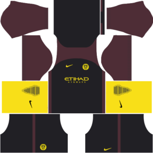 Manchester City Kits (Away)