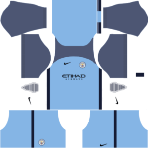 Manchester City Kits (Home)