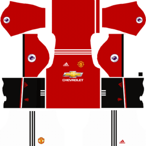 Manchester United Kits (Home)