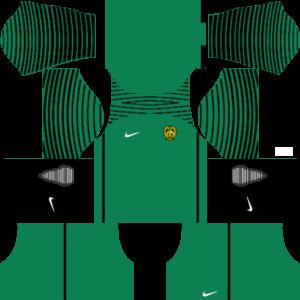 Nike MalaysiaDLSGoalkeeperAway Kit
