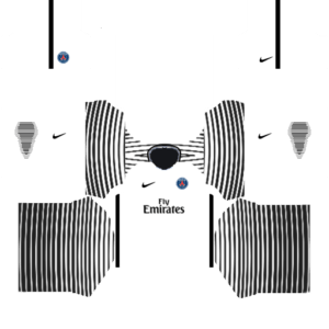 PSG Kits (Goalkeeper Away)