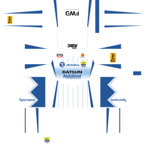 Persib Bandung Kits (Away)