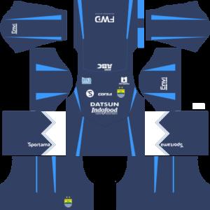 Persib Bandung Kits (Third)