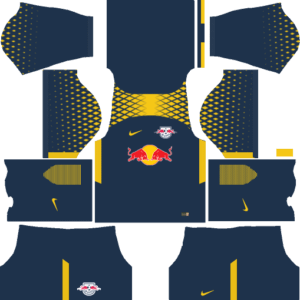 RB Leipzig Fc DLS Away Kit