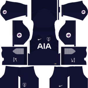 Tottenham Hotspur DLS Away Kit