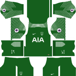 Tottenham Hotspur DLS Goalkeeper Away Kit
