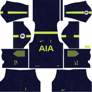Tottenham Hotspur DLS Third Kit