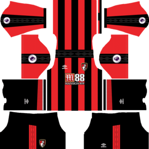 AFC Bournemouth DLS Home Kit