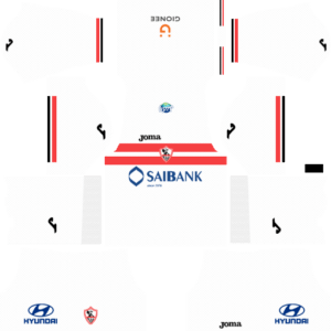 Al Zamalek Sc DLS Home Kit