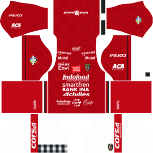 Bali United DLS Home Kit