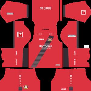 Bayer Leverkusen DLS Away Kit