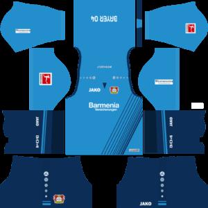 Bayer Leverkusen DLS Fourth Kit