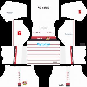 Bayer Leverkusen DLS Third Kit