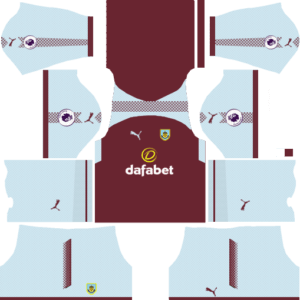 Burnley F.C. DLS Home Kit