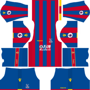 Crystal Palace F.C. DLS Home Kit