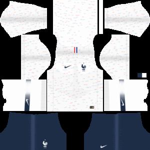 France NikeDLS Away Kit
